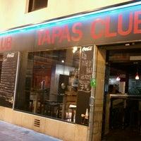 Photo taken at Tapas Club by Santi L. on 10/4/2011
