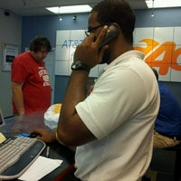 Photo taken at AT&T by Debra M. on 10/29/2011