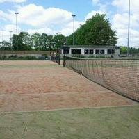 Photo taken at Tennisvereniging Union by Max P. on 5/13/2012