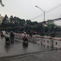 Photo taken at Cầu Thị Nghè by Hà Vũ .. on 7/10/2012