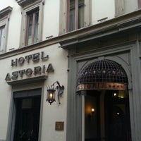 Photo taken at Hotel Astoria (Boscolo Hotels) by Takayuki A. P. on 8/22/2012