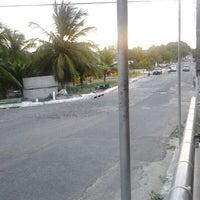 Photo taken at Avenida dos Pinheirais by Quero D. on 3/25/2012