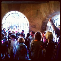 Photo taken at Scotsman Steps by Andy M. on 7/27/2012