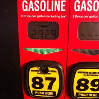 Photo taken at Kroger Fuel Center by Trish on 6/25/2012