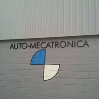 Photo taken at AUTO-MECATRONICA BMW&MINI Specialist by Eduardo M. on 12/9/2011