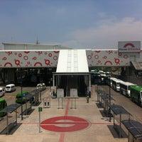 Photo taken at Tren Suburbano Tlalnepantla by Diego G. on 7/24/2012