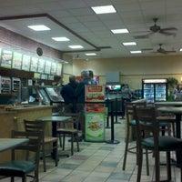 Photo taken at Subway by Weston R. on 12/26/2011