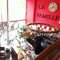 Photo taken at Café la Famille by Milan K. on 7/24/2012