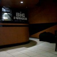 Photo taken at Big Burger Station by Elok D. on 1/20/2012