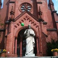8/15/2011 tarihinde Christophziyaretçi tarafından Gethsemanekirche | Gethsemane Church'de çekilen fotoğraf