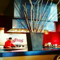 Photo taken at BangBang Mongolian Grill by AJ H. on 5/12/2012