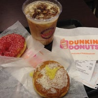 Photo taken at Dunkin' Donuts by Jersey C. on 6/15/2012