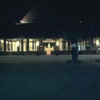Photo taken at Gereja dan Candi Hati Kudus Tuhan Yesus Ganjuran by Victor A. on 7/14/2011