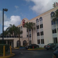 ... Photo Taken At Red Roof Inn Ft Lauderdale By Diogo B. On 11/6