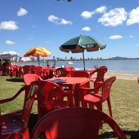 Photo taken at Praia Alegre by Jones P. on 4/6/2012