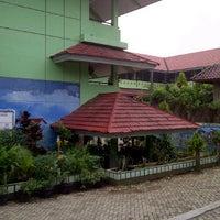 Photo taken at SDN KELAPA DUA WETAN 03 PAGI by erland r. on 6/5/2012