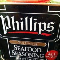 Photo taken at Phillips Seafood by Jenny O. on 6/28/2011