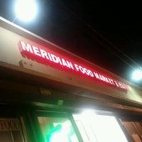 Photo taken at Meridian Food Market by Joe T. on 10/18/2011