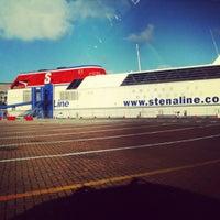 Holyhead Ferry Terminal Car Park