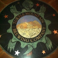 Photo taken at Turtle Mountain Brewing Company by Pete T. on 3/16/2012