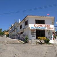 "Photo taken at Comedor Antojitos Mexicanos ""Diego"" by Ken C. on 7/7/2012"
