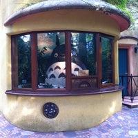 Photo taken at Ghibli Museum by yu n. on 7/13/2012