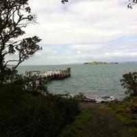 Photo taken at Rangitoto Island by Jules C. on 9/3/2011