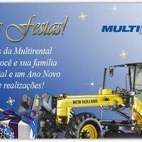 Photo taken at Multirental Locacoes de Maquinas e Equipamentos by Luiz H. R. on 1/30/2012