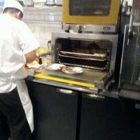 Photo taken at Torrisi Italian Specialties by Fred W. on 10/15/2011