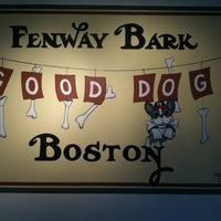 Photo taken at Fenway Bark by Jeremiah Kent H. on 1/18/2011