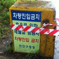 Photo taken at 세월교 by KJ🎗 on 7/12/2011