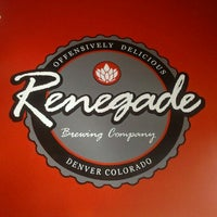 Photo taken at Renegade Brewing Co. by Amber R. on 9/17/2011