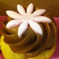 Photo taken at Kara's Cupcakes by Heather W. on 4/3/2012