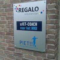 Photo taken at ICT-coach by Sjoerd v. on 9/6/2011