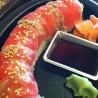 Photo taken at San Sai Japanese by Alice S. on 3/4/2011