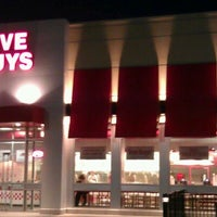 Photo taken at Five Guys by Brucy_b on 11/15/2011