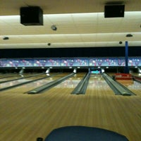 Photo taken at University Bowl by Chris H. on 1/16/2012