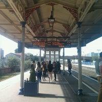 Photo taken at Platform 1 by Kathy M. on 3/24/2012