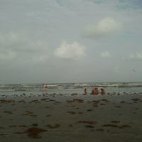 Photo taken at Beach by Denise on 7/1/2012
