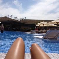 Photo taken at Ibiza Gran Hotel by Maria B. on 8/13/2012