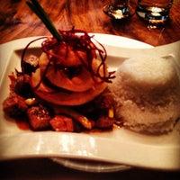 Photo taken at Osha Thai Restaurant & Lounge by Jason H. on 9/13/2012
