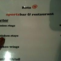 Photo taken at Kata@SportsBar by Belinda A. on 11/13/2011