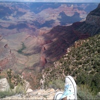 Foto tirada no(a) Grand Canyon National Park por Christina K. em 8/31/2012
