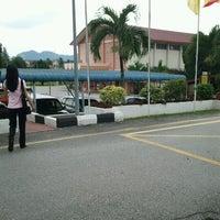 Photo taken at Politeknik Ungku Omar by Tan G. on 4/3/2012