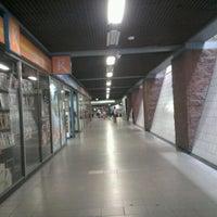 Photo taken at Metro Irarrázaval by Carito M. on 12/4/2011