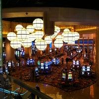 Photo taken at Hollywood Casino at Kansas Speedway by Ashley B. on 1/25/2012