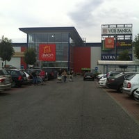 Photo taken at Avion Shopping Park by Zdenka S. on 8/19/2011
