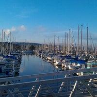 Photo taken at Everett Marina by Susan F. on 9/20/2011