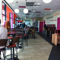 Photo taken at Dunkin' Donuts by Chrystal G. on 9/16/2011