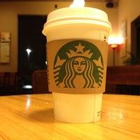 Photo taken at Starbucks by Christian R. on 2/19/2012